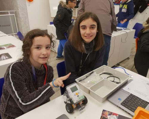 Fundacion Telefonica Florencia et Camila