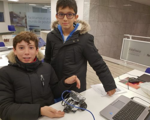 Fundacion Telefonica Iouri et Mathias (1)