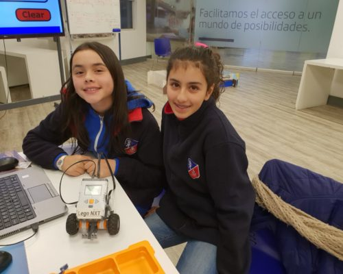 Fundacion Telefonica Sofia et Luna