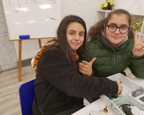 Josefina et Chrysanthi