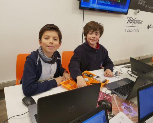 Lucas et Benjamin (2)