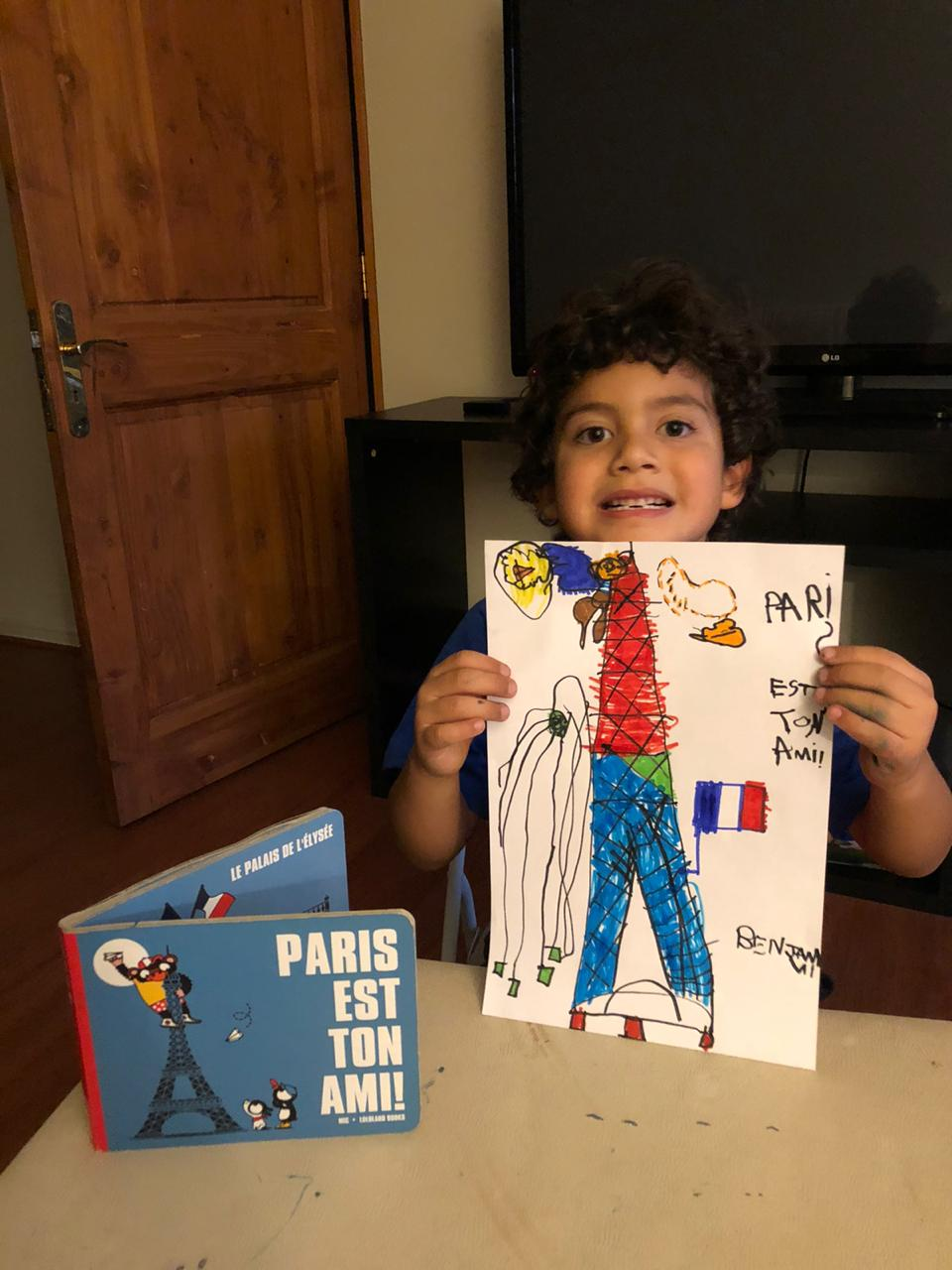 Paris est ton ami !