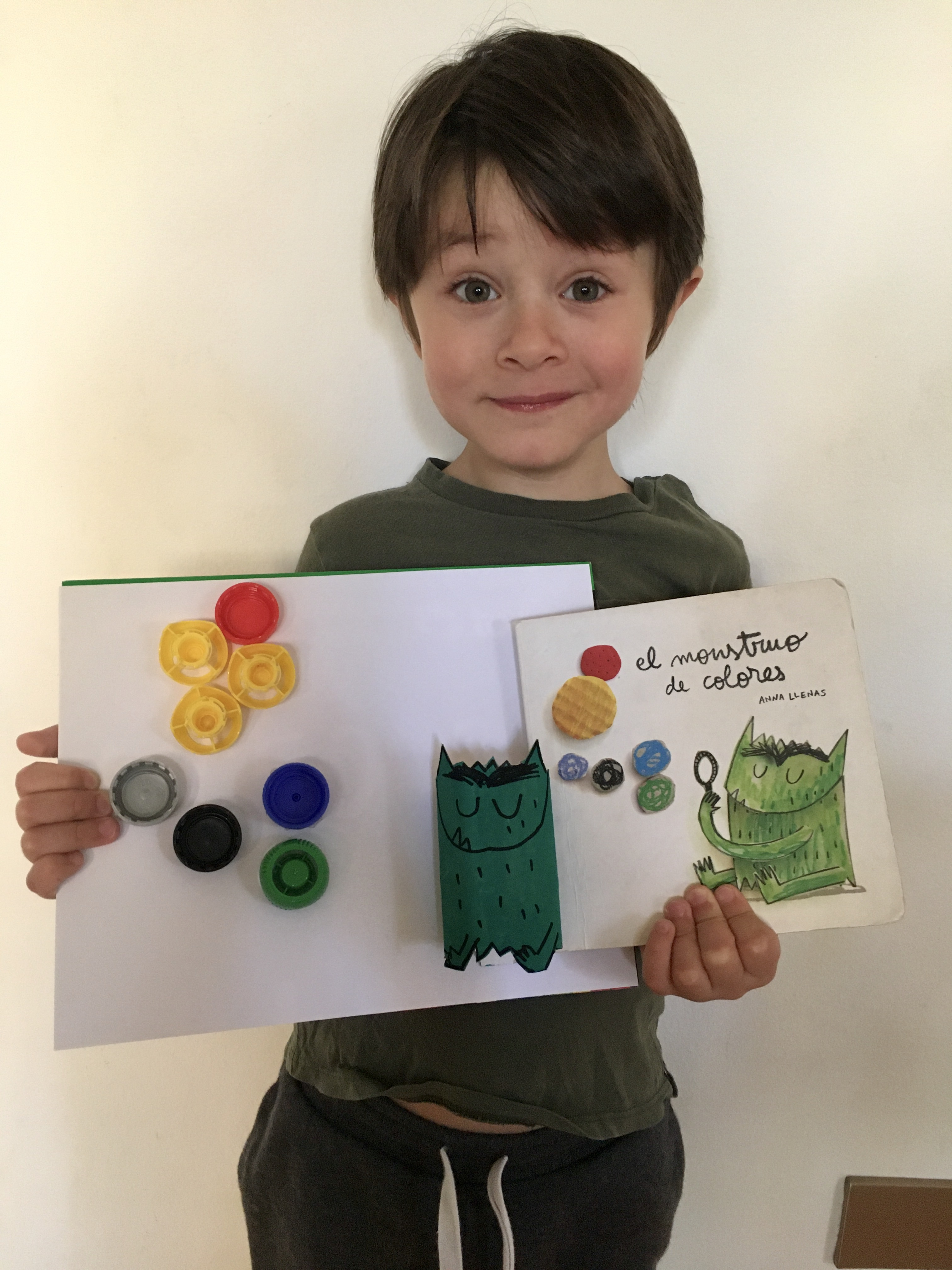 Lucas - PS3 - El monstruo de colores