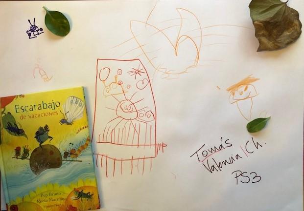 Tomás -  PS3 - Escarabajo de vacaciones